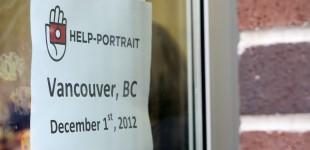 Help Portrait Vancouver 2012 LIVE BLOG